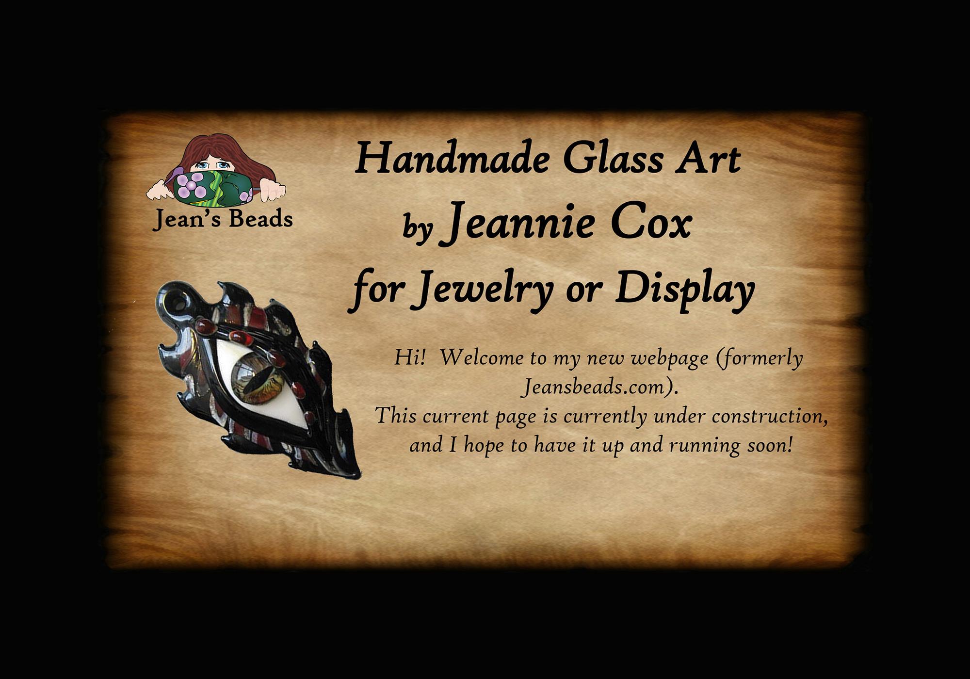 Jeannie Cox Glass